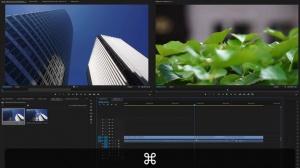 Première Pro CC 2019 : Déplacer un clip entre deux clips dans la timeline