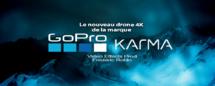 GoPro Karma : Le drone ultra portable