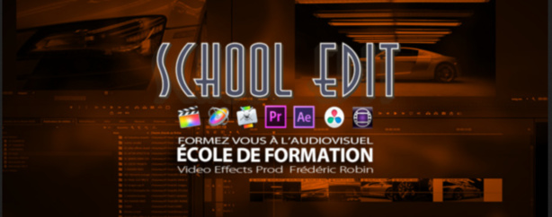 Apprendre à School Edit en cours du soir