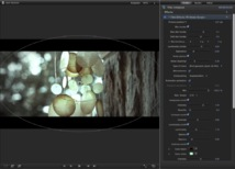 Template Film Effect Color Correction
