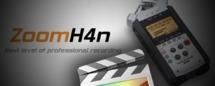 Micro Zoom H4n votre compagnon vidéo