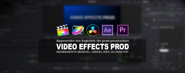 Abonnement site Video Effects Prod