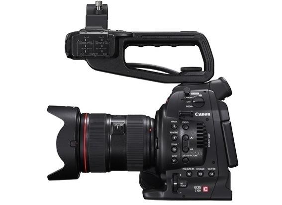 Caméra Canon C-100