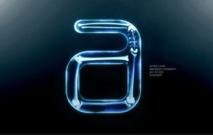 Free PSD : Typographie Rayon-X