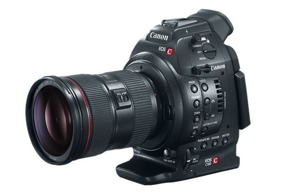 Canon C-100 : promo de Sébastien Devaud