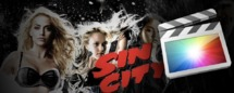 FCPX : effet Sin city