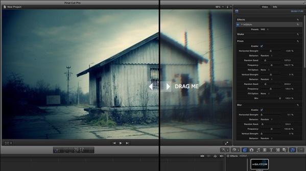 Motion VFX : mGlitch