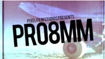 Pixel Film Studio : PRO8MM template FCPX
