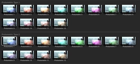 Pixel Film Studio : Prolumetric jouez avec les lumières