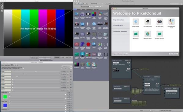 PixelConduit et FCPX : Premiers pas