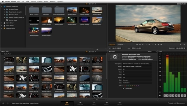 5 raisons d'utiliser DaVinci Resolve