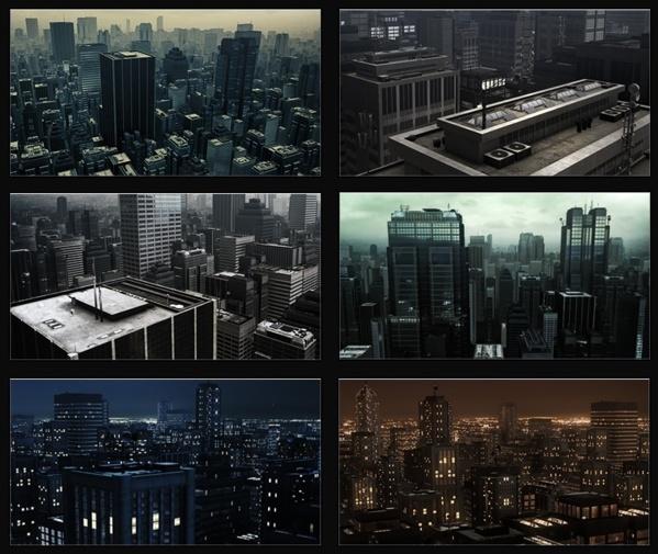 After Effects : Elements 3D 1.5 Building