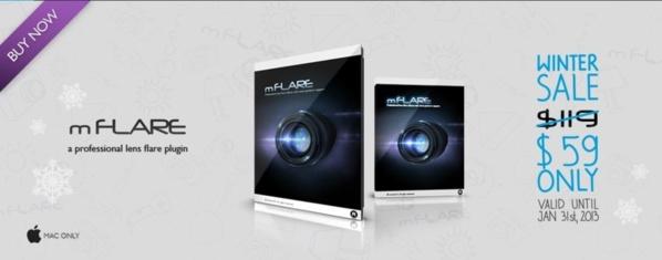 mFlare disponible pour After Effects et Première CS6 en version béta