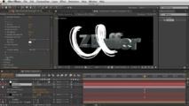 After Effects : Z-Buffer particular et 3D élément de VideoCopilot