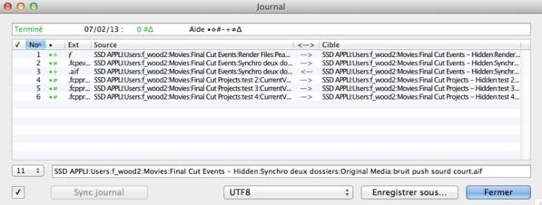 SyncTwoFolders : Backup gratuit pour tous vos dossiers.