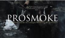 "Pixel Film Studios : Prosmoke ""un monde de fumée"""