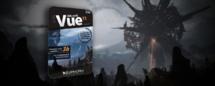 E-On Vue 11 : la création de décors en 3D