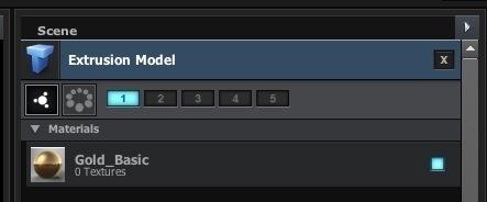 Extrusion Model.