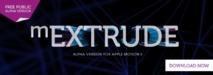 Motion VFX : mExtrude