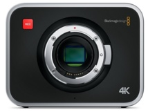 Blackmagic Production Camera 4K.