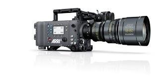 Caméra Alexa ARRI.