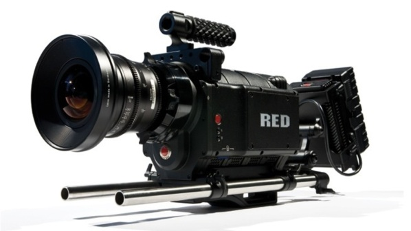 Red One Camera.