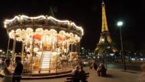 Paris en Timelapse par Mayeul Akpovi