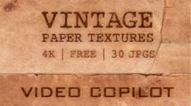 Eléments Gratuits : Free Vintage Paper Textures