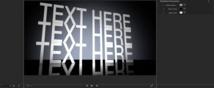 """Idustrial Revolution : Template gratuit pour FCPX """"Big Text Drop"""""""
