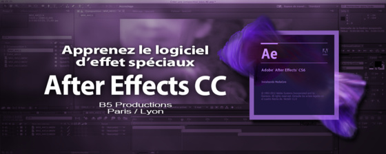 After Effects : Free Presets de correction couleur