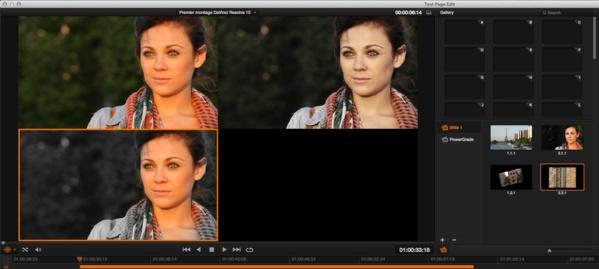 DaVinci Resolve Lite 10 : la mise à jour au montage et aux effets Open FX