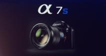 Alpha 7s : le 4k selon Sony