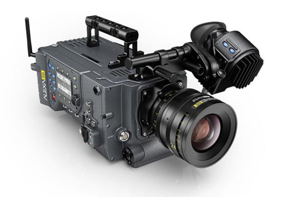 Caméra Alexa 65mm qui filme en 6,5k au format non compressé ARRIRAW