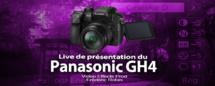 Live Panasonic GH4 avec Lovinpix