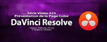 DaVinci Resolve 11 : Présentation de la page Color #25