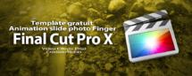 """FCPX Template gratuit : transition """"Finger"""""""