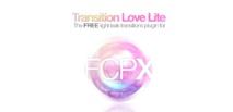 FCPX Template gratuit : Transition Love Lite