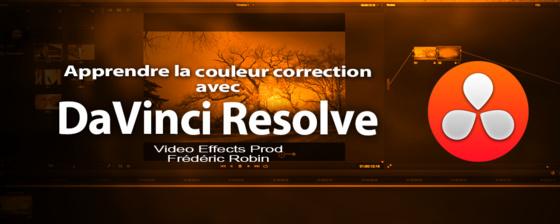 Apprendre DaVinci Resolve avec une formation complète 64 vidéos