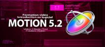 Motion 5.2 : Introduction au logiciel (fonction publier)