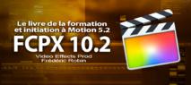 PDF de formation à FCPX et initiation à Motion 5