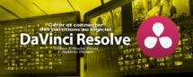 DaVinci Resolve 12 : Les partitions connectées (#video4)
