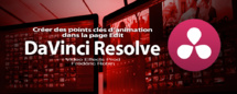 DaVinci Resolve 12 : Créer des points clés d'animation (#video36)