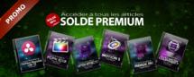 Promotion : Compte Premium 1 an et 3 PDFs de formation au choix