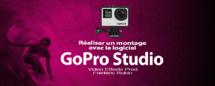 GoPro Hero 4 : montage avec GoPro Studio (Part 2)