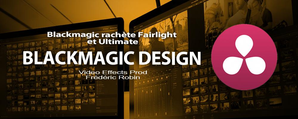 IBC 2016 : News Blackmagic Design