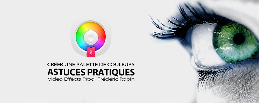 Créer des palettes de couleurs sous Mac