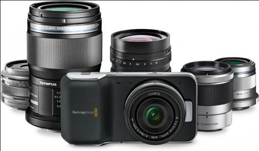Enregistrement RAW avec la Pocket Cinema Camera