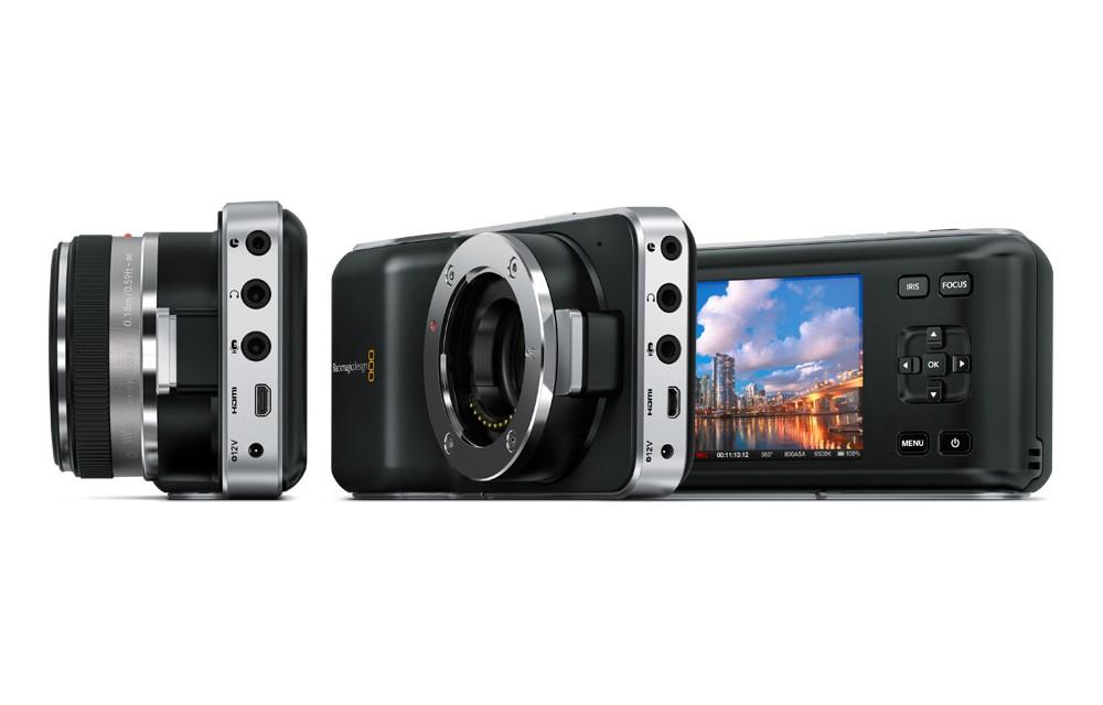 La Blackmagic Pocket Cinema Camera