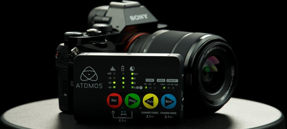 L'enregistreur Ninja Star d'Atomos