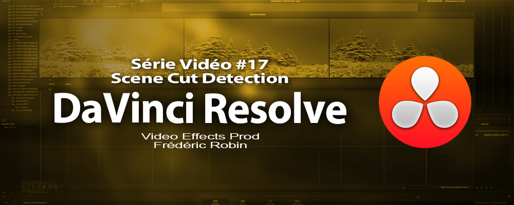 DaVinci Resolve 11 : Scene Cut Detection #17